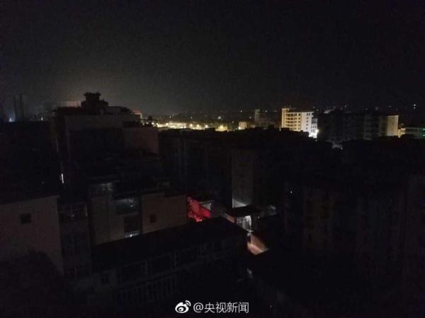 云南通海14日凌晨再次发生5.0级地震
