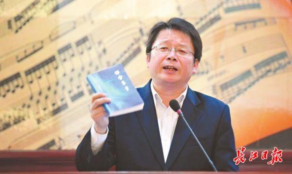 武汉四中校长胡斌分享《傳雷家书》:习惯比成绩重要,意志力比智力重要