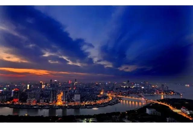 大武汉风光资料图